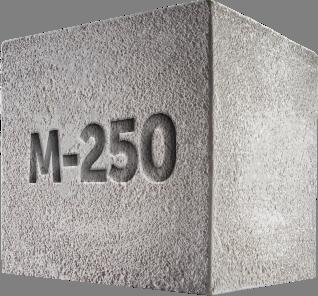 Бетон марки м250 купить конструкция стены из керамзитобетона